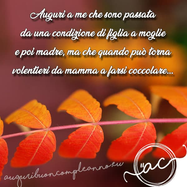 buon compleanno a me frasi
