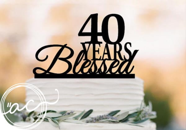 40 anni auguri