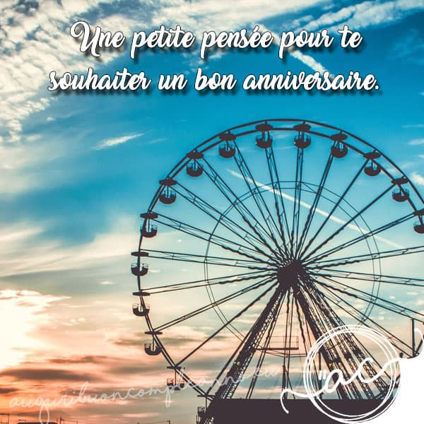 frasi di buon compleanno in francese